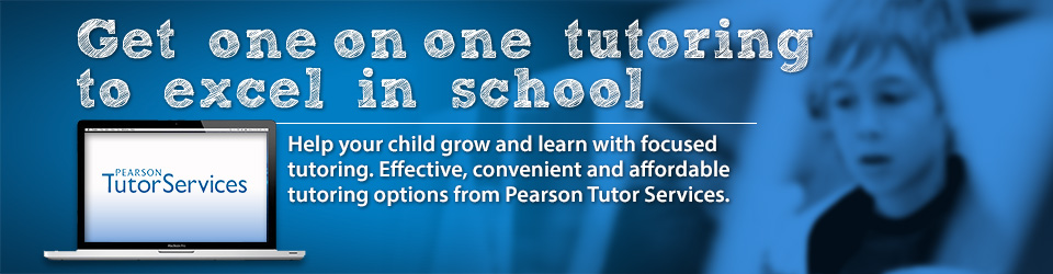 Learning Solutions Pearson Tutor Services
